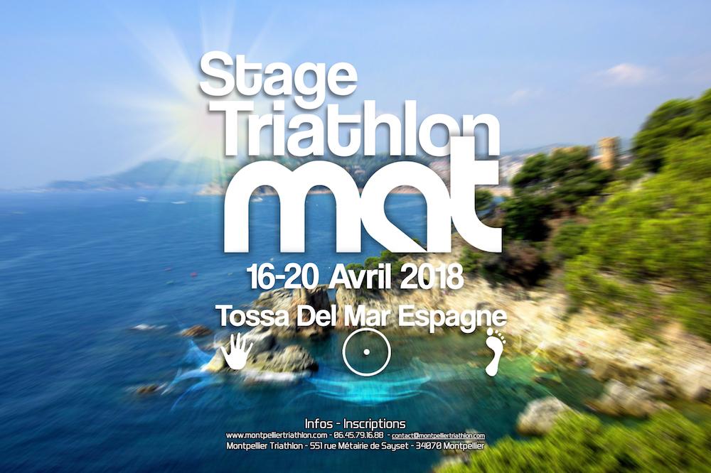 Stage Triathlon Espagne